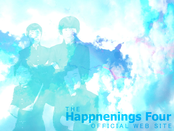 the happenings four official web site